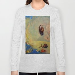 "Odilon Redon ""Oannes anagoria"" Long Sleeve T-shirt"