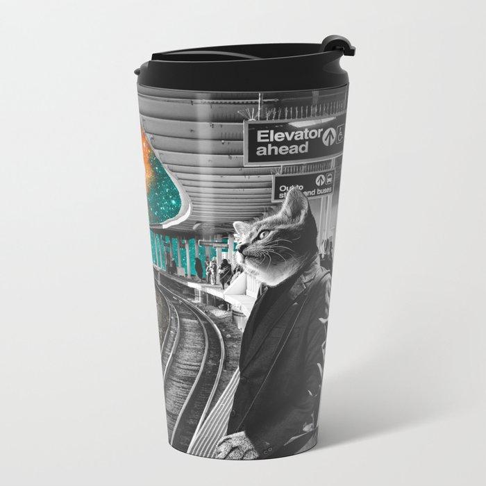 Mondays Metal Travel Mug