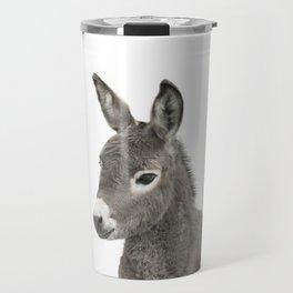 Baby Donkey Travel Mug