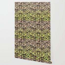 Neon leopard Wallpaper