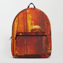 Firefighters Hero Backpack