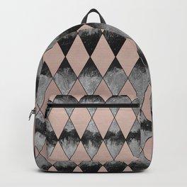 Geometric Diamond Glam #1 #geo #decor #art #society6 Backpack