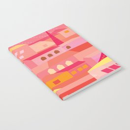 Houses Pattern Notebook