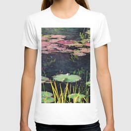 Lily Pads at Sunrise T-shirt
