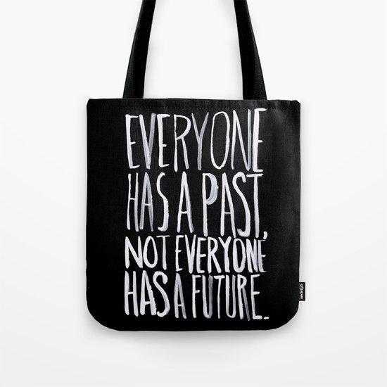 Past/Future Tote Bag