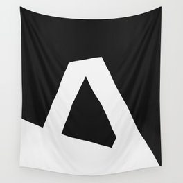 """""""A"""" Statement Wall Tapestry"""
