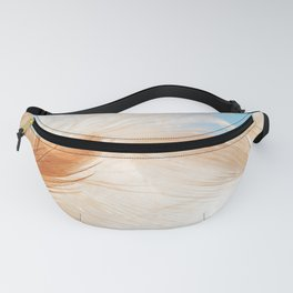 light as a feather Fanny Pack