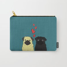 Pugs In Love Carry-All Pouch
