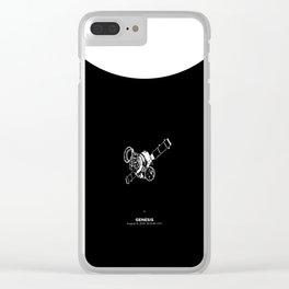 GENESIS1 Clear iPhone Case