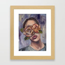 Blinded 1 Framed Art Print