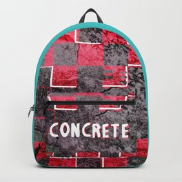 Concrete Ball Backpack
