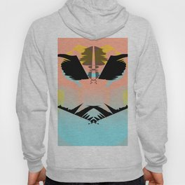 Dragonfly Silhouette Hoody