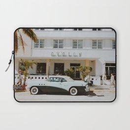 avalon hotel / miami beach, florida Laptop Sleeve