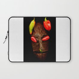 Copperhead mask_039 Laptop Sleeve