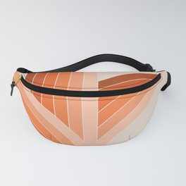 Red Rock Bounce Fanny Pack