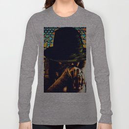 Cool hat Long Sleeve T-shirt