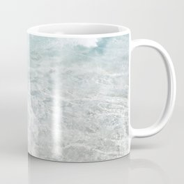 Translucent Waves Coffee Mug