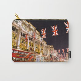 Regent Street London Carry-All Pouch