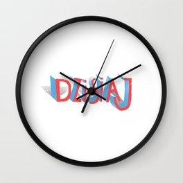 Dzisiaj Wall Clock