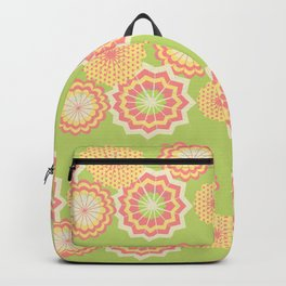 1970's Doily Pattern Backpack