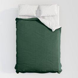 Deep Green Comforters