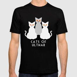Cats of Ulthar T-shirt