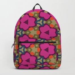 Flower-Caleidoscope Backpack