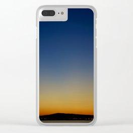 San Pedro Twilight Clear iPhone Case