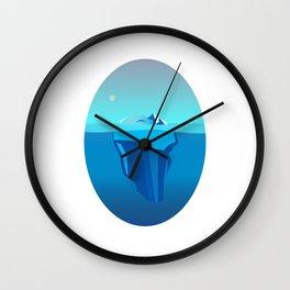 Pure  Wall Clock