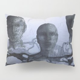 The Ancestors Watch Pillow Sham