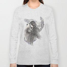 Waning Moon Long Sleeve T-shirt