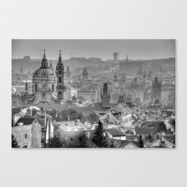 Prague old town I Canvas Print