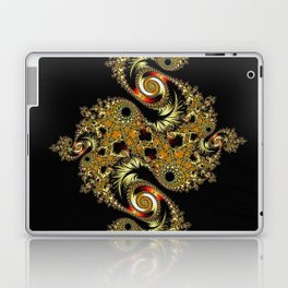 Golden Star Laptop & iPad Skin