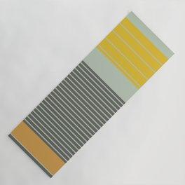 Stripe Pattern III Yoga Mat