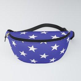 Little Stars (White & Navy Pattern) Fanny Pack