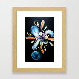 Lotus Framed Art Print