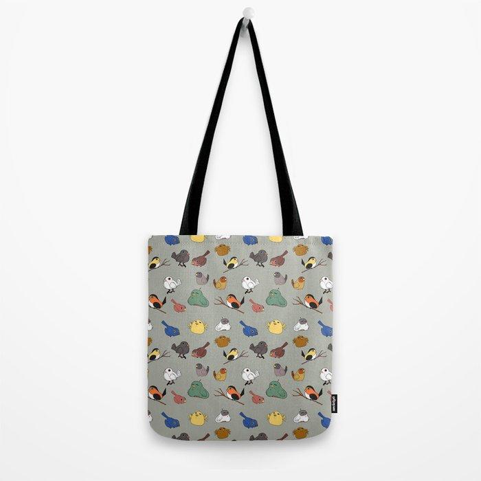 Tiny birbs Tote Bag