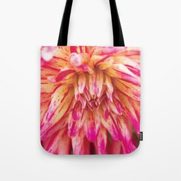 Closer to Color  Tote Bag
