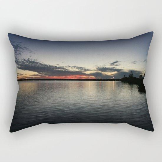 Reflections of El Jobean DPG160427a Rectangular Pillow