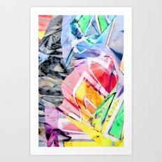 ITS A PARTY II Art Print