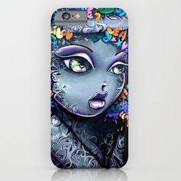 GRAFF--HAIR GIRL iPhone Case