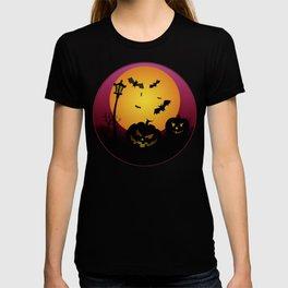 Spooky Halloween 6 T-shirt