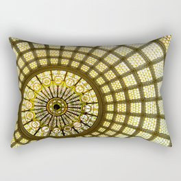 Tiffany Dome Rectangular Pillow