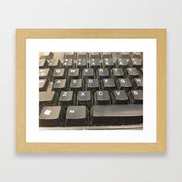 Keys of life.... Framed Art Print