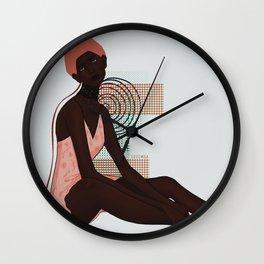 Amaka 2 Wall Clock