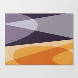 Empty Spaces Canvas Print