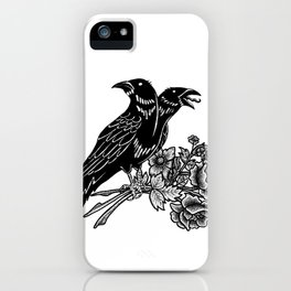 The Ravens iPhone Case