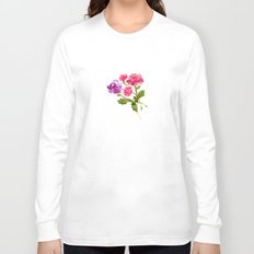 Floral No. 1 Long Sleeve T-shirt