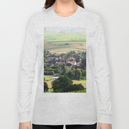 Bourgogne - Chablis Long Sleeve T-shirt