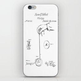 Yo-Yo: Original Patent iPhone Skin